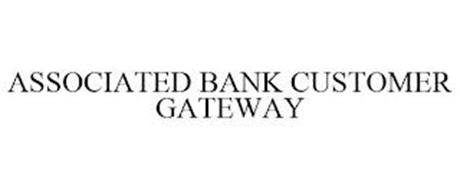 ASSOCIATED BANK CUSTOMER GATEWAY