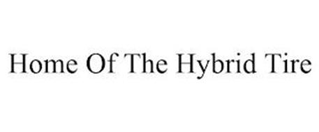 HOME OF THE HYBRID TIRE