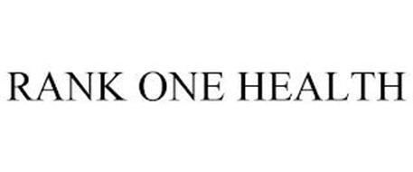 RANK ONE HEALTH