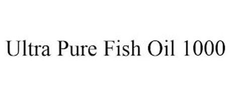 ULTRA PURE FISH OIL 1000