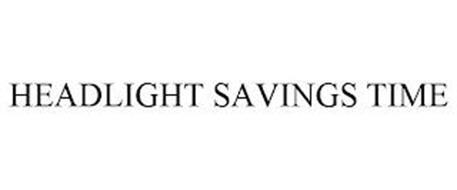 HEADLIGHT SAVINGS TIME