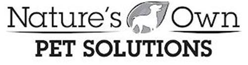 NATURE'S OWN PET SOLUTIONS