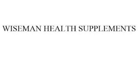 WISEMAN HEALTH SUPPLEMENTS