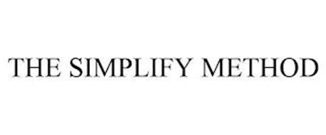THE SIMPLIFY METHOD