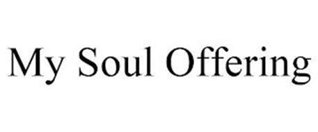 MY SOUL OFFERING