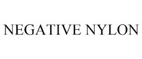 NEGATIVE NYLON