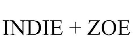 INDIE + ZOE