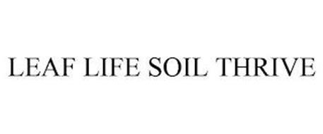 LEAF LIFE SOIL THRIVE