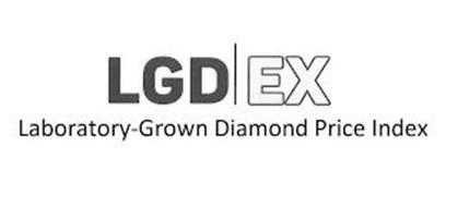 LGD EX LABORATORY-GROWN DIAMOND PRICE INDEX