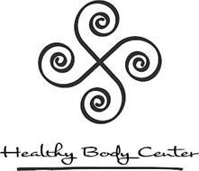HEALTHY BODY CENTER