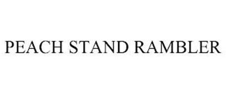 PEACH STAND RAMBLER