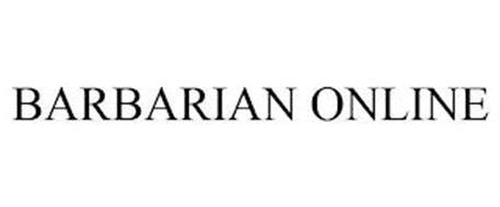 BARBARIAN ONLINE