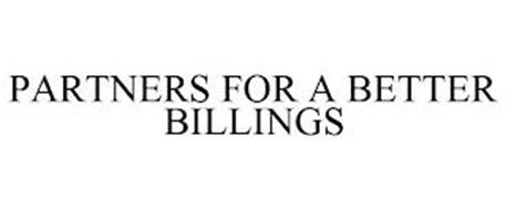 PARTNERS FOR A BETTER BILLINGS