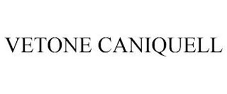 VETONE CANIQUELL