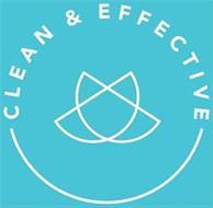 CLEAN & EFFECTIVE