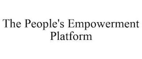 THE PEOPLE'S EMPOWERMENT PLATFORM