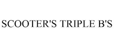 SCOOTER'S TRIPLE B'S