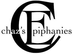 C CHAZ'S EPIPHANIES