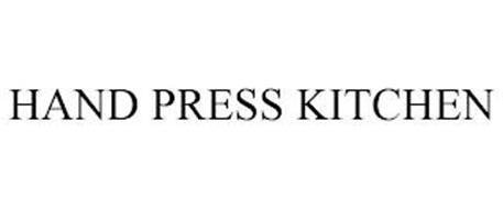 HAND PRESS KITCHEN