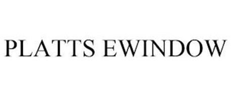 PLATTS EWINDOW