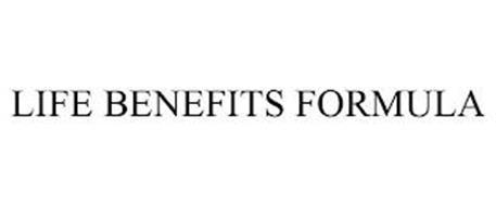 LIFE BENEFITS FORMULA