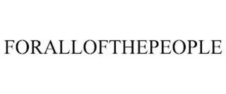 FORALLOFTHEPEOPLE