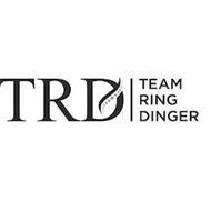 TRD TEAM RING DINGER