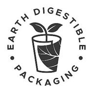 · EARTH DIGESTIBLE · PACKAGING