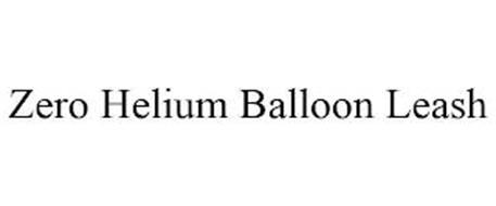 ZERO HELIUM BALLOON LEASH
