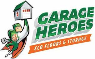 GH GARAGE HEROES ECO FLOORS & STORAGE