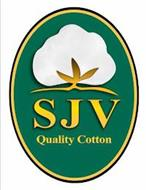 SJV QUALITY COTTON