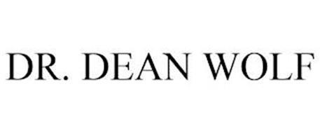 DR. DEAN WOLF
