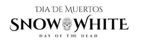 DIA DE MUERTOS SNOW WHITE DAY OF THE DEAD