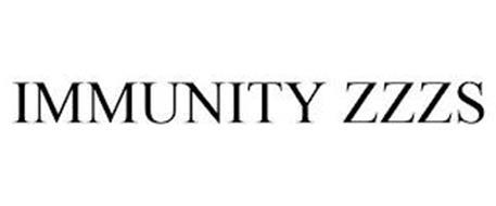 IMMUNITY ZZZS