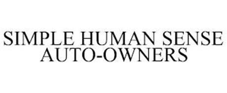 SIMPLE HUMAN SENSE AUTO-OWNERS