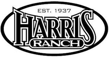 HARRIS RANCH EST. 1937