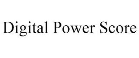 DIGITAL POWER SCORE