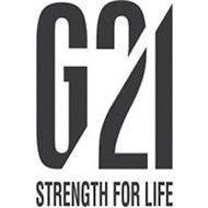 G21 STRENGTH FOR LIFE
