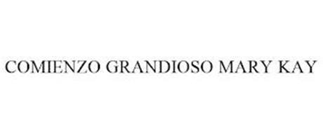 COMIENZO GRANDIOSO MARY KAY
