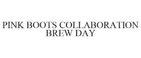 PINK BOOTS COLLABORATION BREW DAY