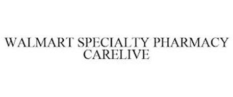 WALMART SPECIALTY PHARMACY CARELIVE