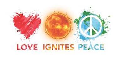 LOVE IGNITES PEACE