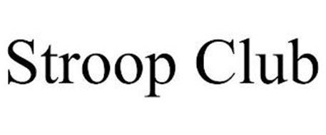 STROOP CLUB