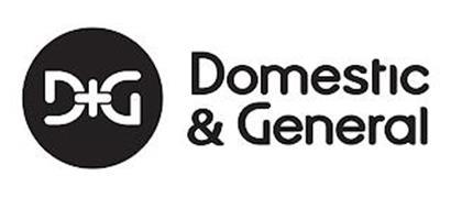 D+G DOMESTIC & GENERAL
