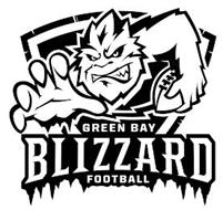 GREEN BAY BLIZZARD FOOTBALL