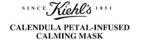 KIEHL'S SINCE 1851 CALENDULA PETAL-INFUSED CALMING MASK