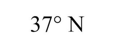 37° N