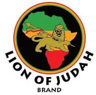LION OF JUDAH BRAND