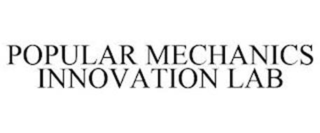 POPULAR MECHANICS INNOVATION LAB