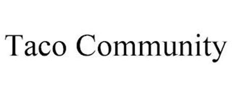 TACO COMMUNITY